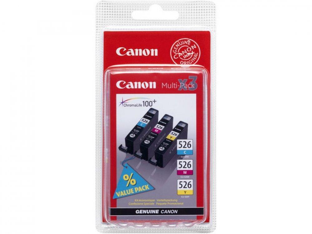 CANON CLI-526 C/M/Y 4541B009