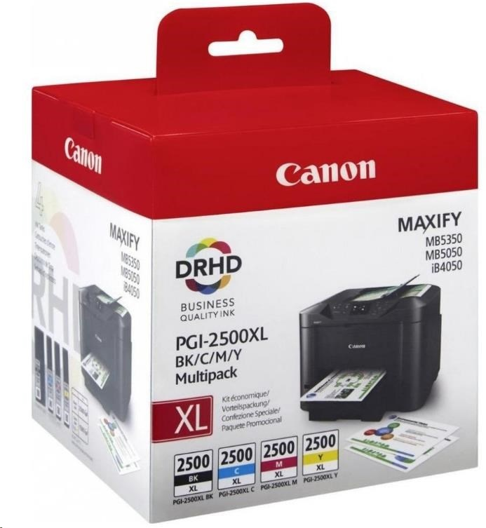 CANON PGI2500XL BKCMY MULTI PACK