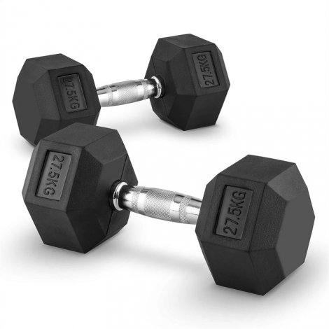 CAPITAL SPORTS HEXBELL 275 275KG KRATKORUCNA CINKA DUMBBELL 10028385