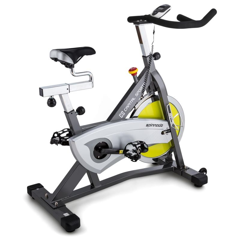 CAPITAL SPORTS SPINNADO ERGOMETER 18 KG ZOTRVACNIK 10028897
