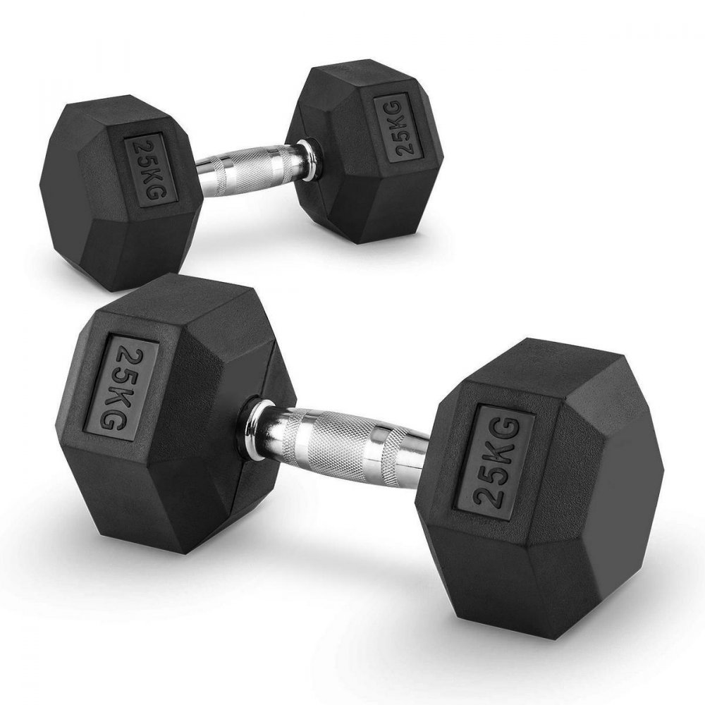 CAPITAL SPORTS HEXBELL 25 25KG KRATKORUCNA CINKA (DUMBBELL) 10028384