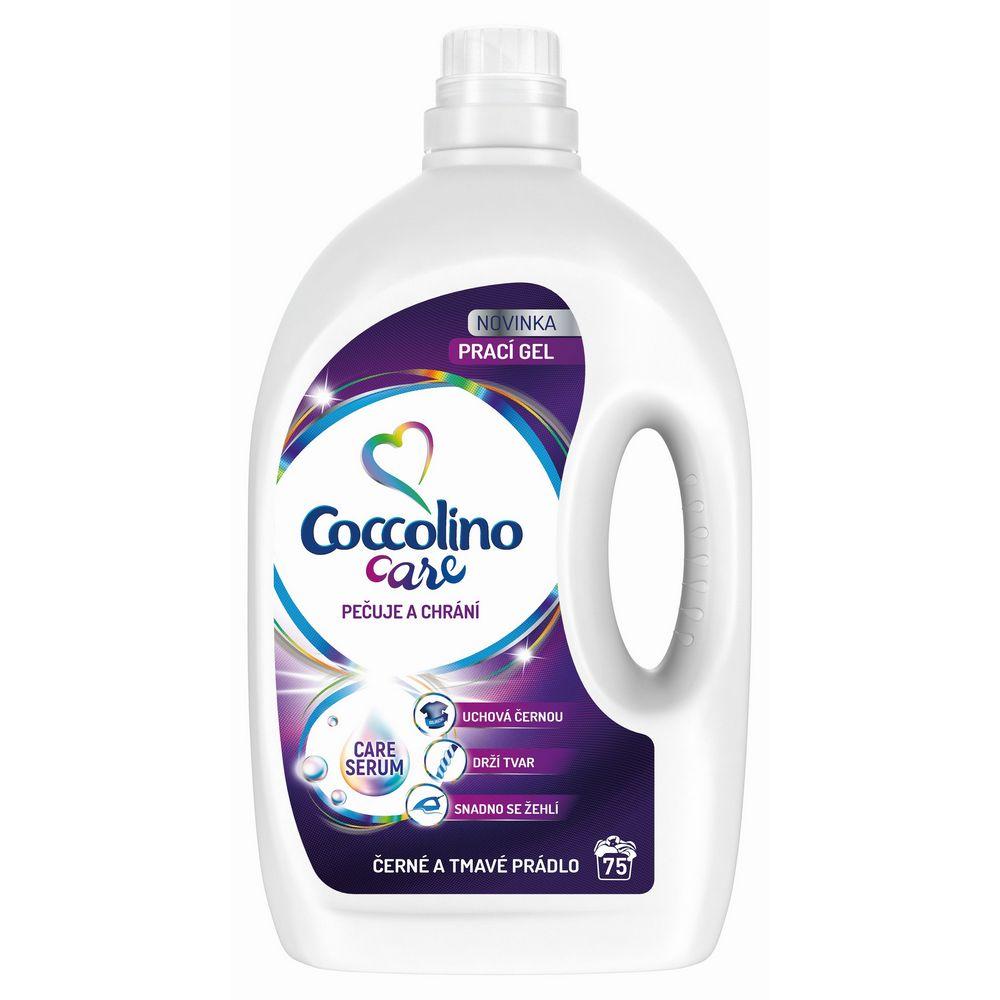 COCCOLINO PRACI GEL CARE NA CIERNE A TMAVE OBLECENIE 75 PRANI