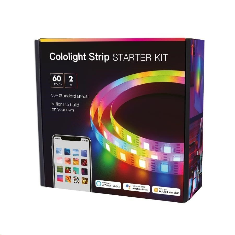 COLOLIGHT STRIP STARTER KIT  SMART LED PASIK 60 LEDM 2 M CL167S6