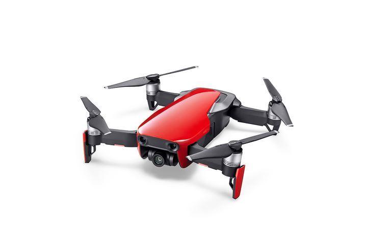7f34b313b DJI KVADROKOPTERA - DRON, MAVIC AIR FLY MORE COMBO, 4K KAMERA, CERVENY ...