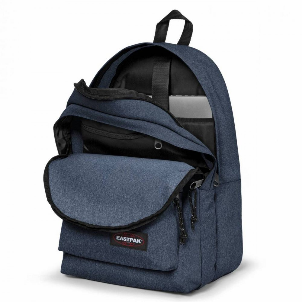 EASTPAK OUT OF OFFICE 30 DOUBLE DENIM