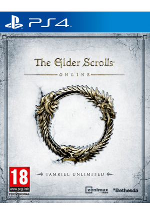 PS4 THE ELDER SCROLLS ONLINE: TAMRIEL ULTIMATED