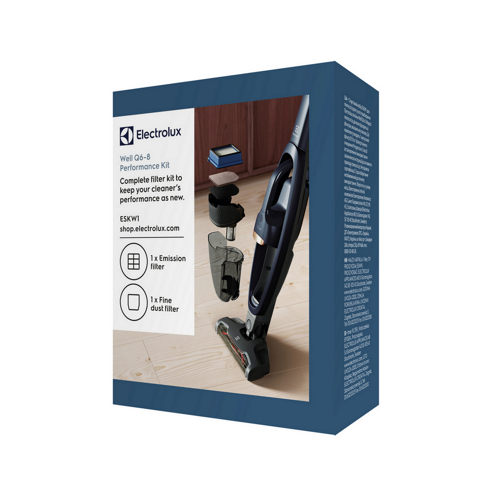 ELECTROLUX ESKW1 WILL Q PERFORMANCE KIT