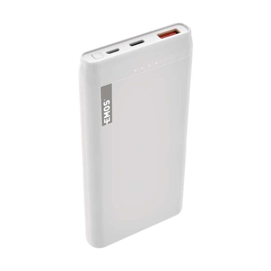 EMOS B0524W POWERBANK ALPHAQ 10 10000 W WHITE