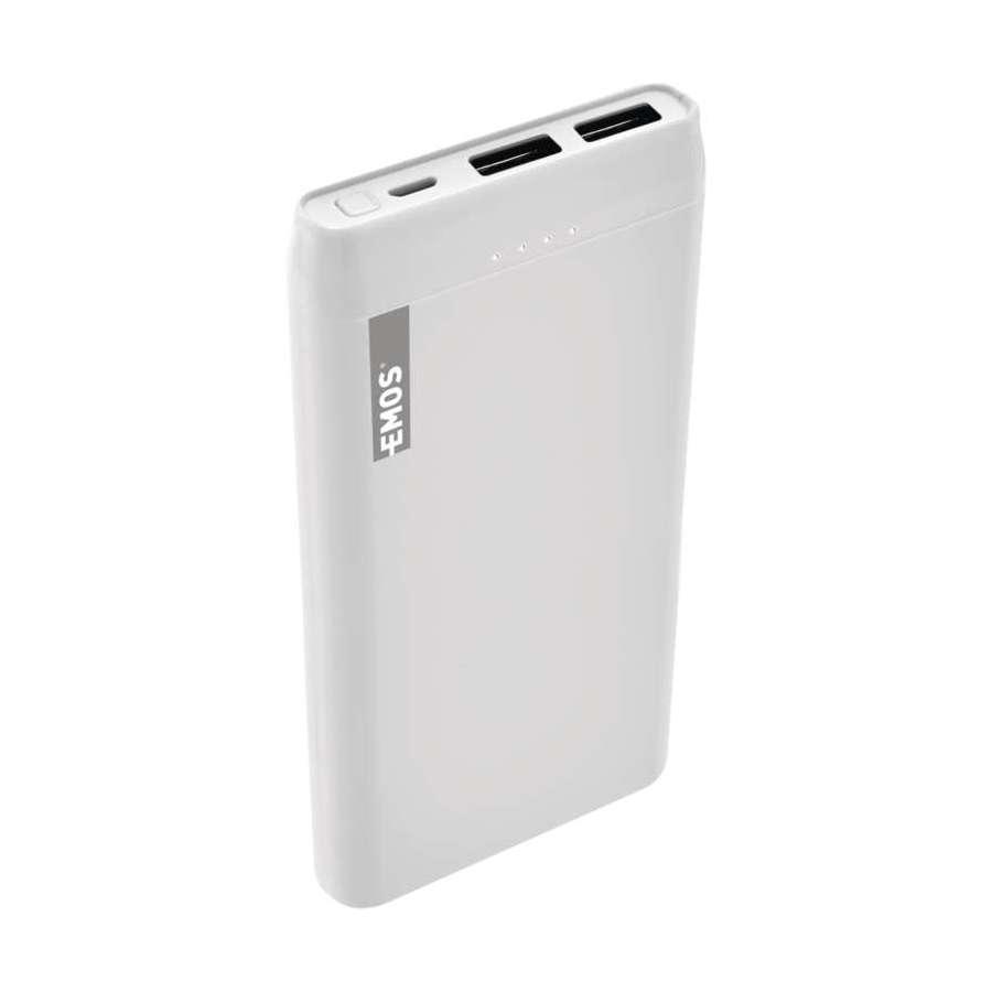 EMOS B0526W POWERBANK ALPHA 10S 10000 W WHITE