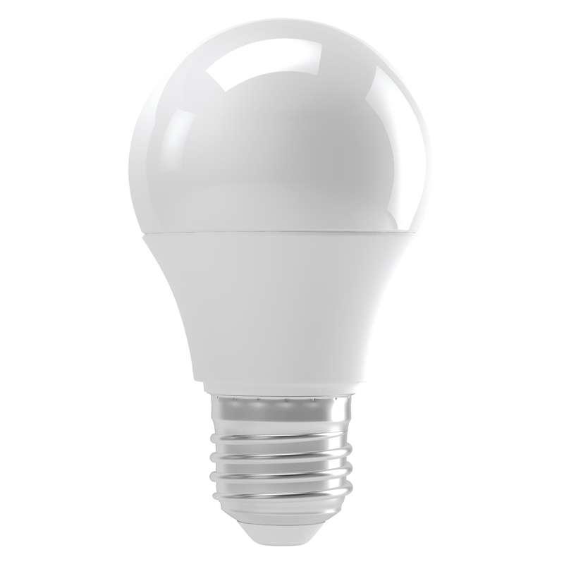 EMOS ZL4005 LED ZIAROVKA A60 8W E27 TEPLA BIELA
