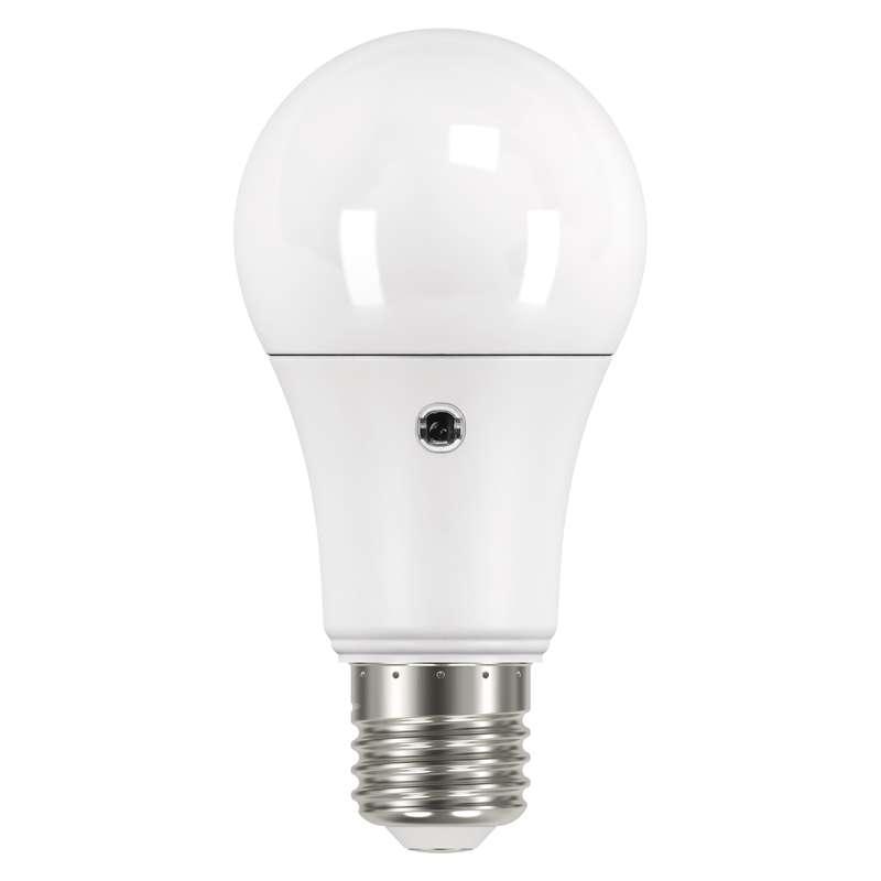 EMOS ZQ5140L LED ZIAROVKA CLASSIC A60 9W E27 TEPLA BIELA