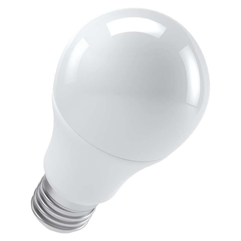 EMOS ZQ5181 LED ZIAROVKA CLASSIC A67 20W E27 NEUTRALNA BIELA