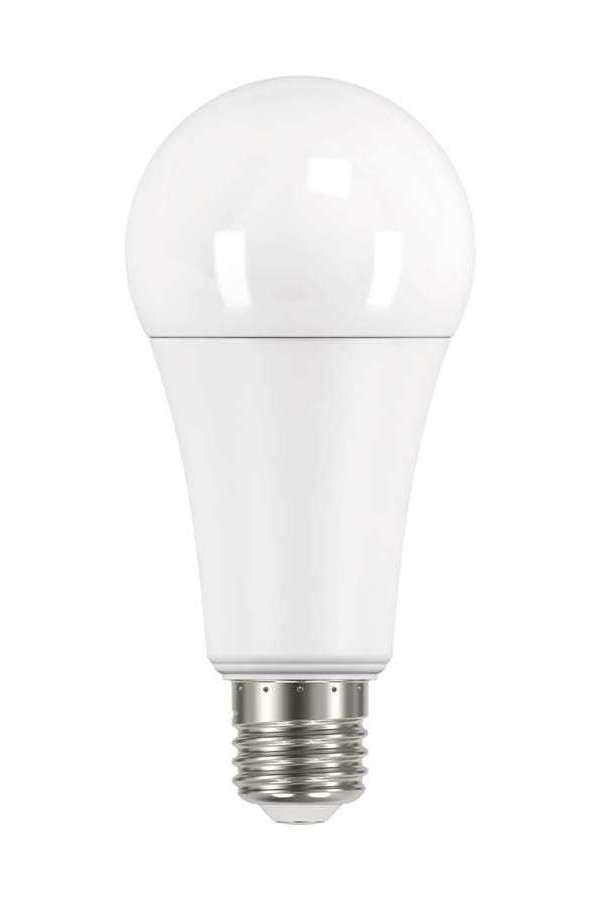 EMOS ZQ5182 LED ZIAROVKA CLASSIC A67 20W E27 STUDENA BIELA