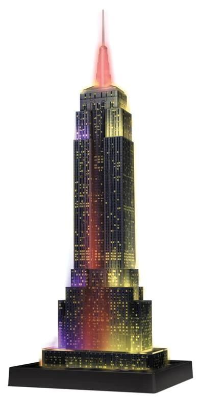 RAVENSBURGER EMPIRE STATE BUILDING-SVIETIACI 3D 216D