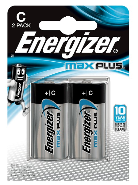 ENERGIZER MAX PLUS C E93 BP2