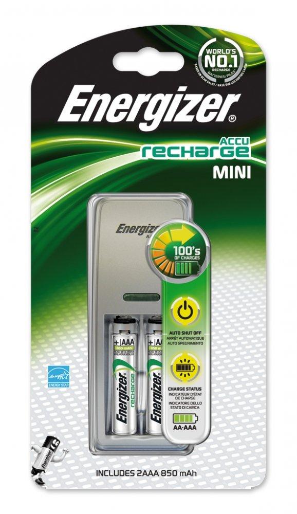 ENERGIZER NABIJACKA MINI AAA +2AAA POWER PLUS 700 MAH