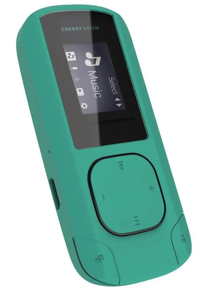 ENERGY SISTEM MP3 CLIP MINT (8GB, MICROSD, FM, SLUCHATKA)