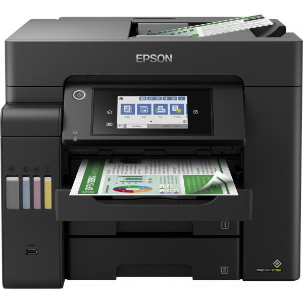 EPSON L6550, A4, COLOR MFP, FAX, ADF, DUPLEX, USB, LAN, WIFI C11CJ30402