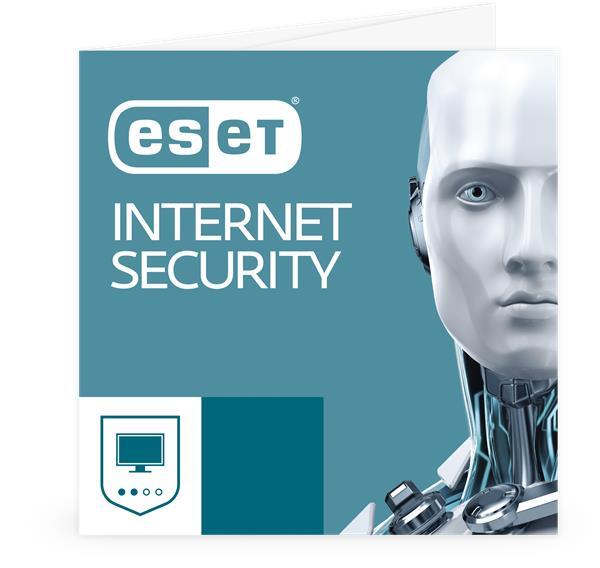 ESET INTERNET SECURITY OEM PRE 1PC NA 1 ROK, I-SEC-1PC-1Y-OEM-2020