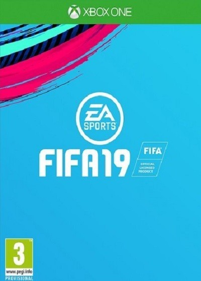 XBOX ONE FIFA 19 CHAMPIONS EDITION