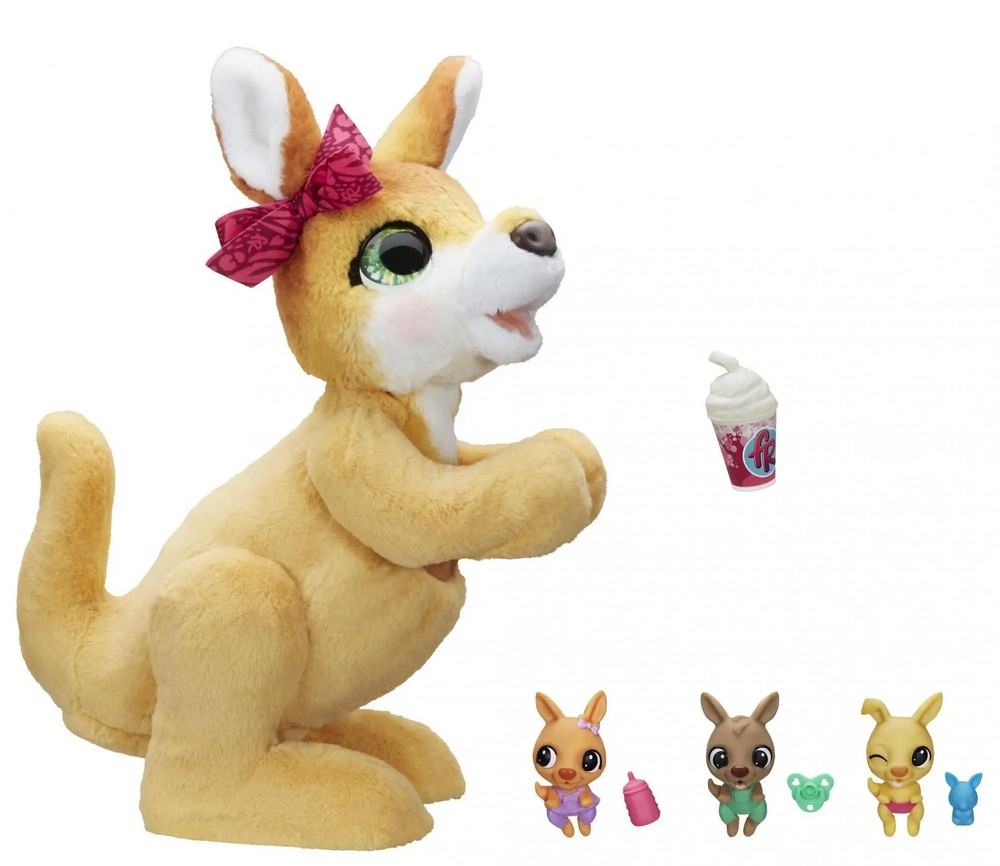 FURREAL FRIENDS KLOKANICE JOSEFINKA 14E6724