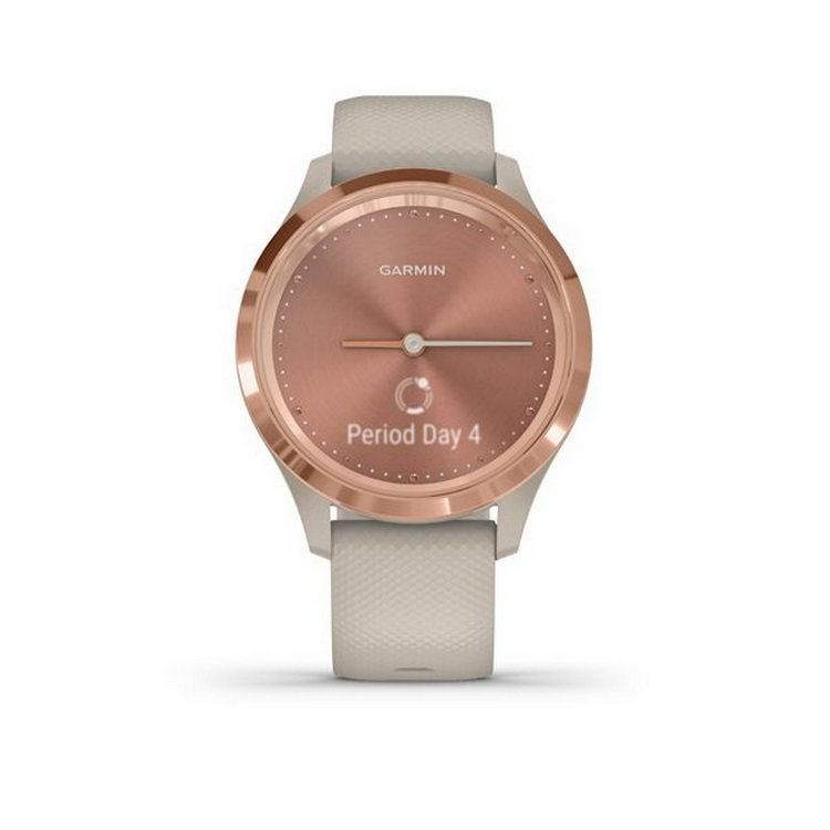 GARMIN VIVOMOVE 3S LIGHT SANDROSE GOLD SILICONE 0100223822