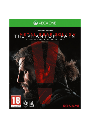 XBOX ONE METAL GEAR SOLID V: THE PHANTOM PAIN