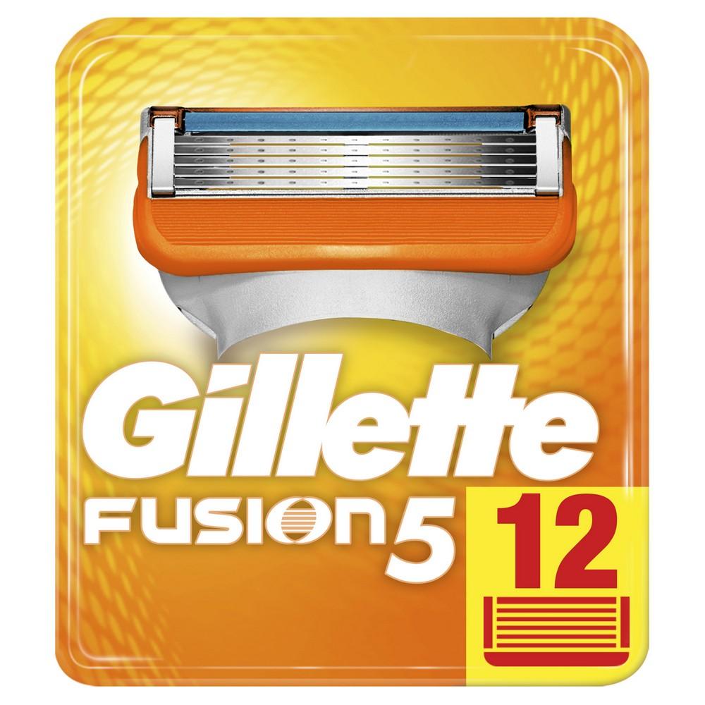 GILLETTE FUSION HL.12KS