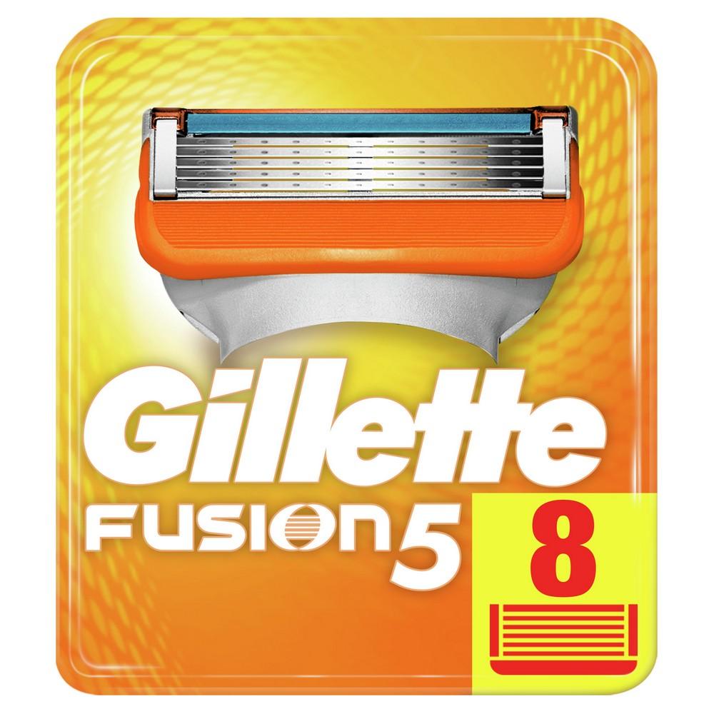 GILLETTE FUSION HL.8KS