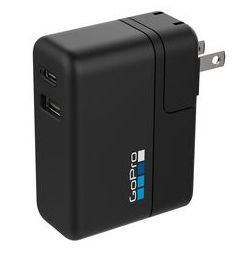 GOPRO SUPERCHARGER DUAL PORT FAST CHARGER AWALC002