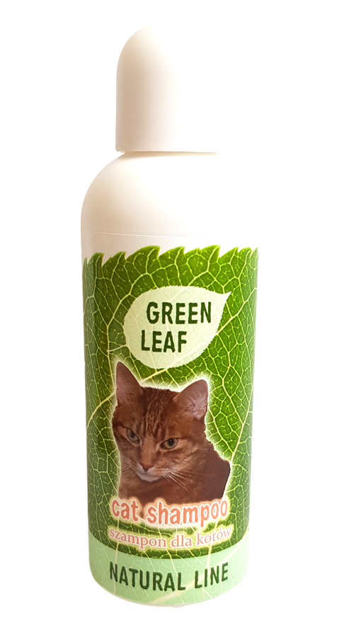 GREEN LEAF BIO SAMPON PRE MACKY 250ML