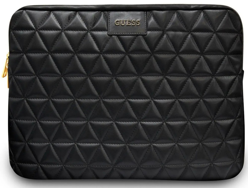 """GUESS GUCS13QLBK GUESS QUILTED OBAL PRO NOTEBOOK 13"""" BLACK"""