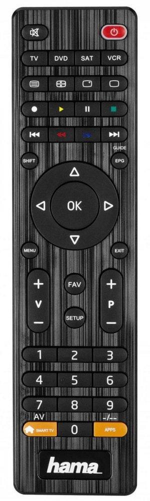 HAMA 12306 UNIVERZALNY DIALKOVY OVLADAC 4V1, SMART TV