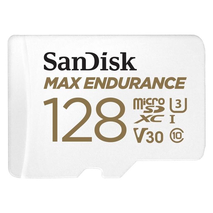 HAMA 186474 SANDISK MAX ENDURANCE MICROSDHC CARD 128GB