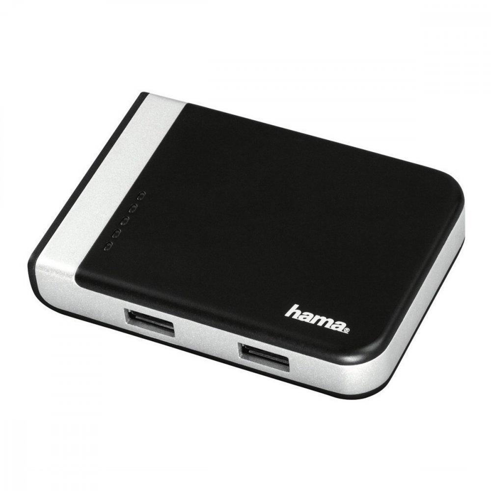 HAMA 54546 USB 3.1 HUB/CITACKA KARIET S USB-C ADAPTEROM