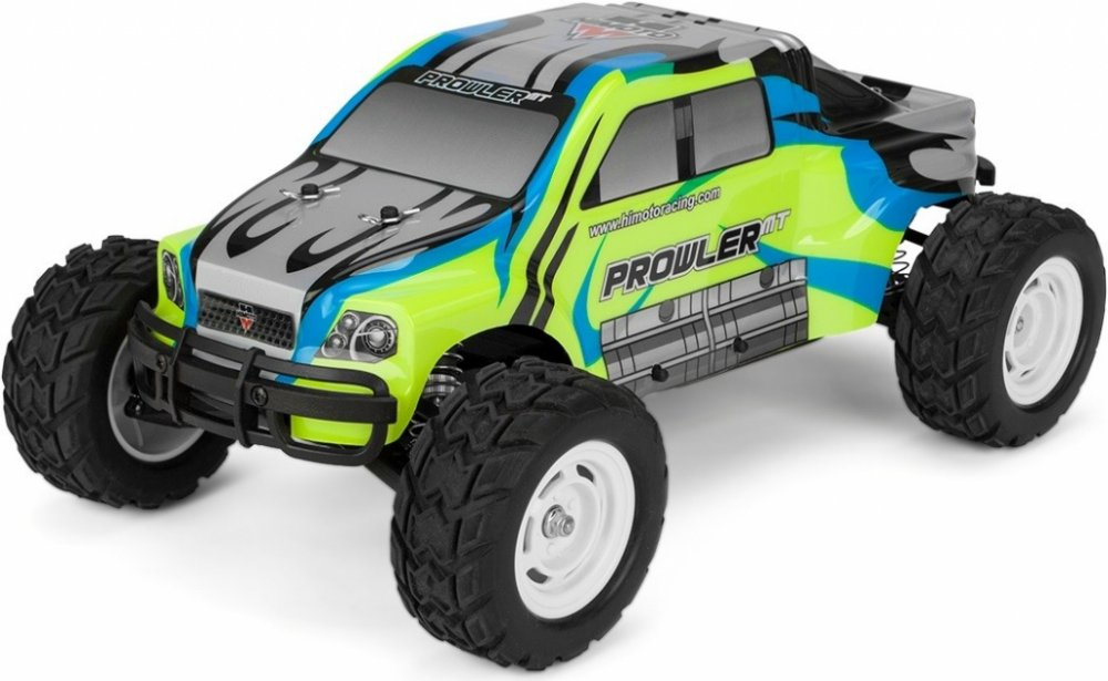 HIMOTO RC AUTOMONSTER TRUCK PROWLER MT 112 ELEKTRO RTR SET 24GHZZLTOMODRA