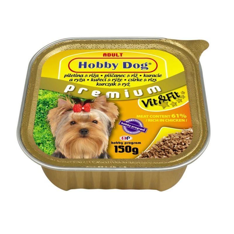 HOBBY DOG KURACIE / RYZA 150 G, 63001066