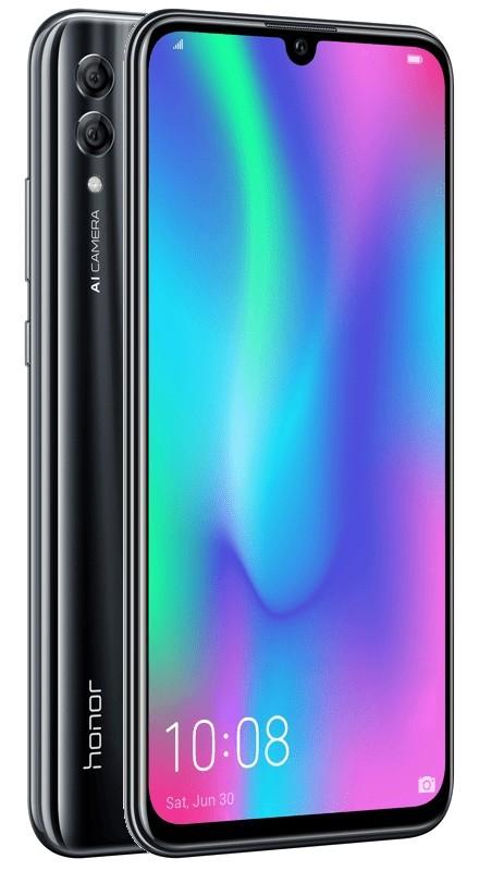 HONOR 10 LITE 3GB/64GB DUAL SIM MIDNIGHT BLACK
