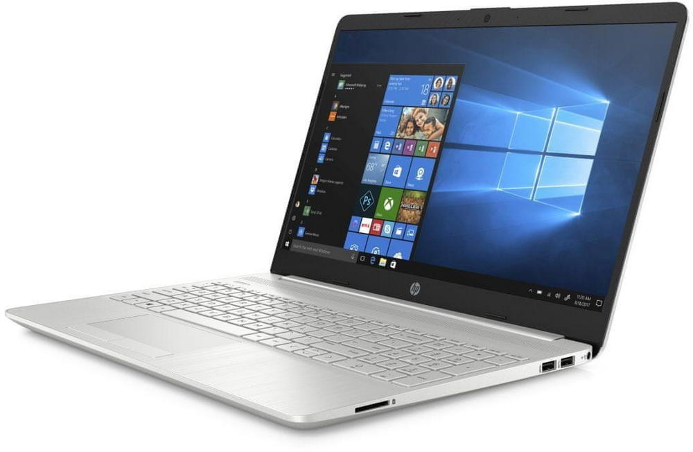 HP 15-DW2004NC 15,6 FHD I5/8GB/1TB+256GB/MX330 NATURAL SILVER 1Q0L6EA