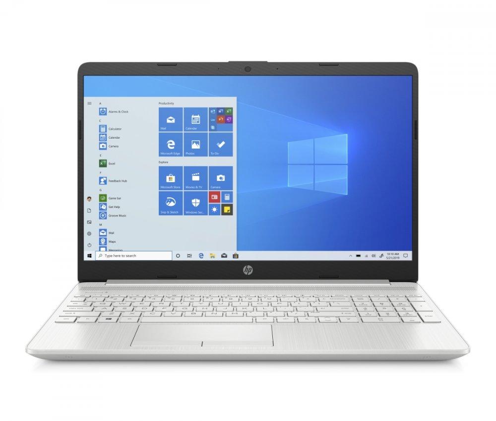 HP 15-GW0004NC 15.6 FHD R3/8GB/1TB+256GB/R620 NATURAL SILVER 1Q0N9EA