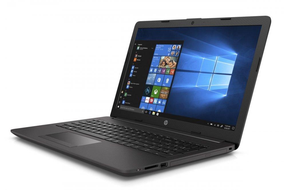 HP 255 G7, R3-2200U, 15.6 FHD, 8GB, SSD 256GB, DVDRW, W10, 6BN10EA BLACK