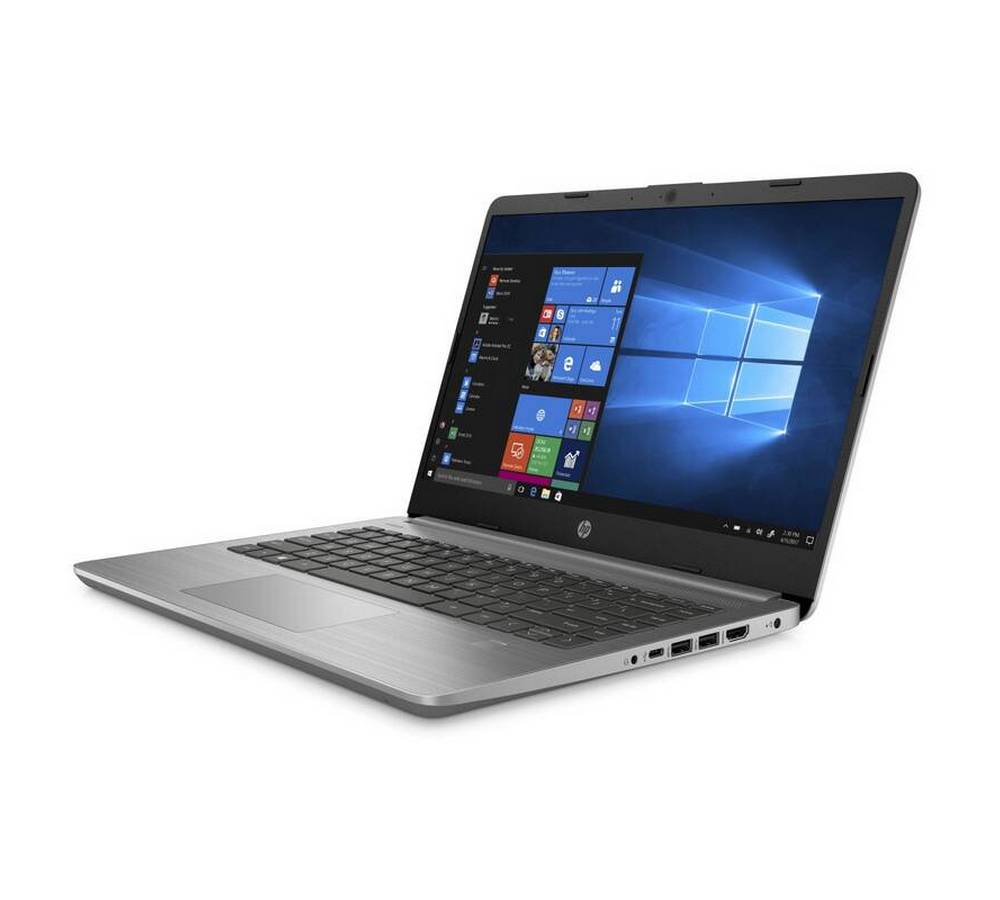 HP 340S G7 14 FHD I5, 8GB, 256GB W10PRO ASTEROID SILVER 8VV95EA