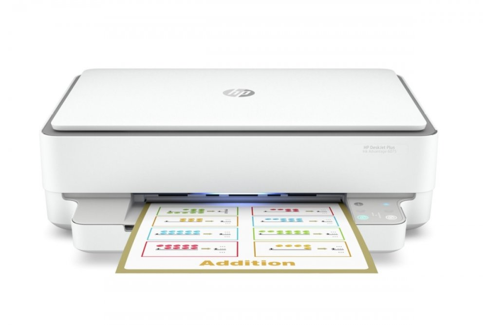 HP ALLINONE DESKJET INK ADVANTAGE 6075 5SE22C