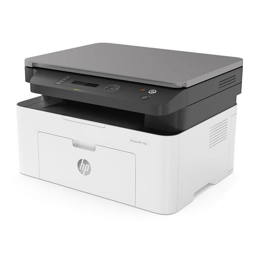 HP LASER 135W, 4ZB83A-B19