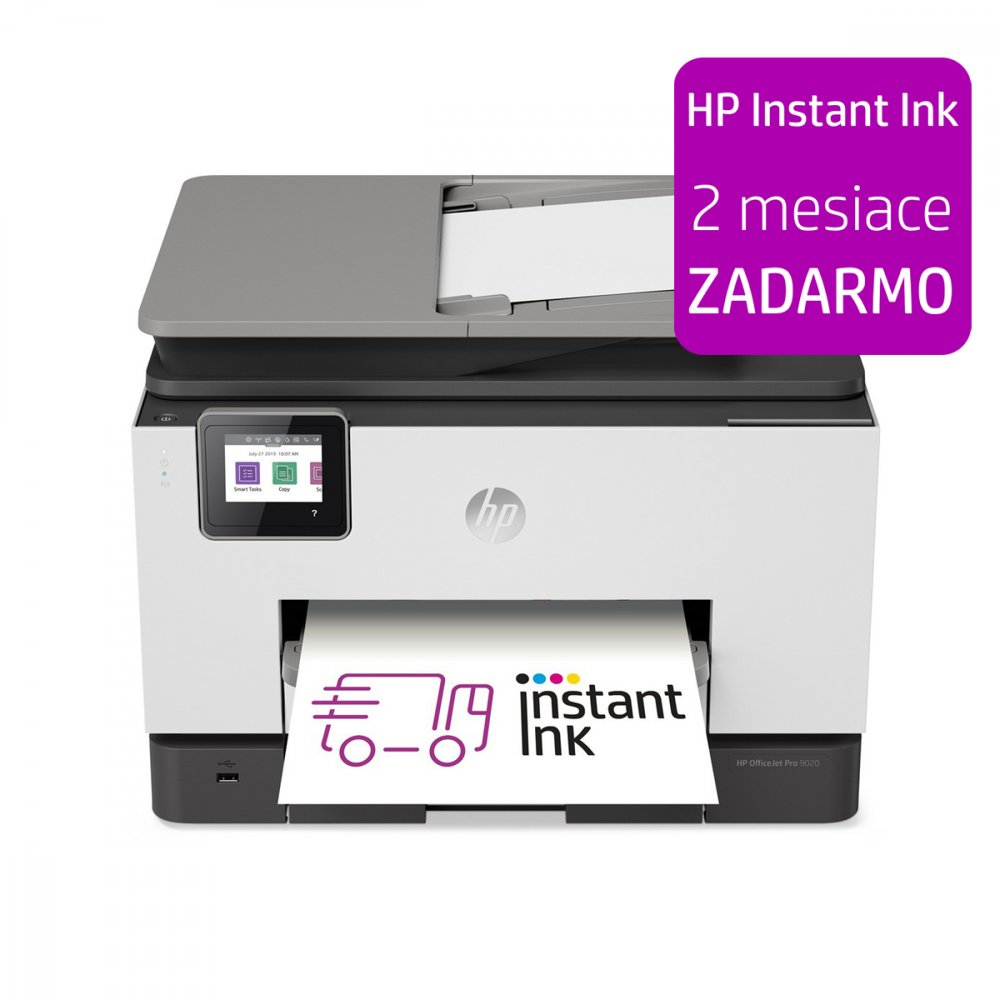 HP OFFICEJET PRO 9020 ALLINONE PRINTER HP INSTANT INK 1MR78B