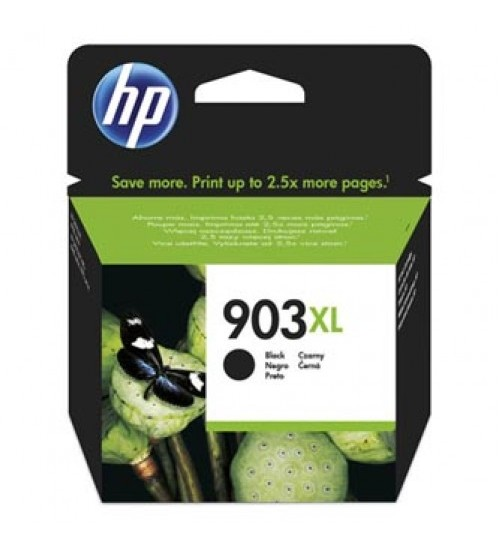 HP ORIGINAL INK T6M15AE HP 903XL, PRE HP OFFICEJET PRO 6960, 6970, 825 STRAN, BLACK