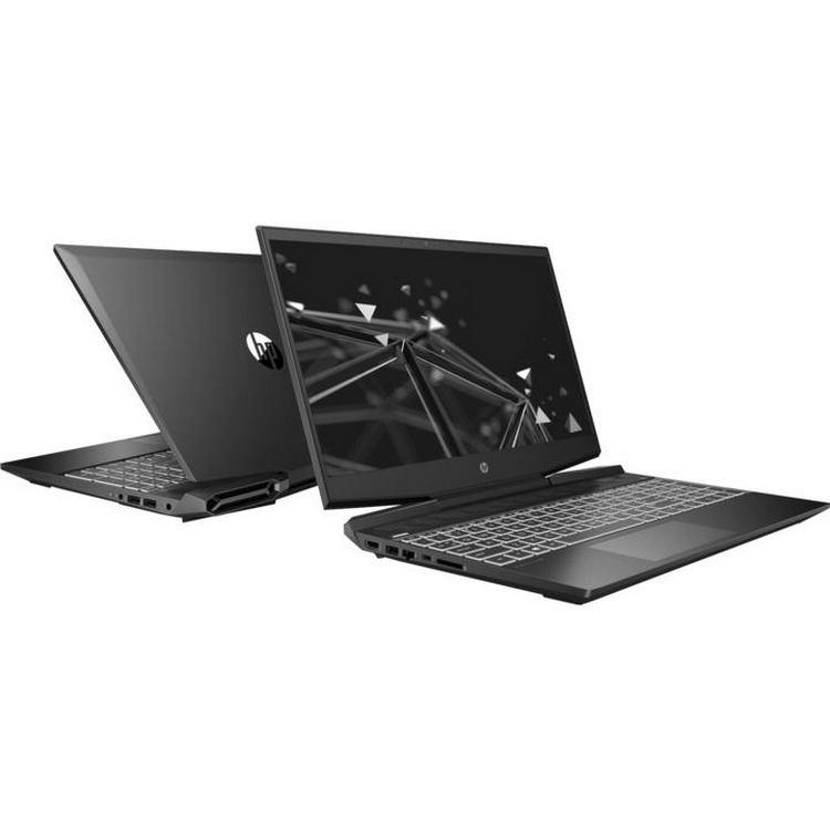 HP PAVILION GAMING 15-EC0016NC 15.6 FHD R7/16GB/1TB/GTX1660TI-6GB BLACK 8RR79EA
