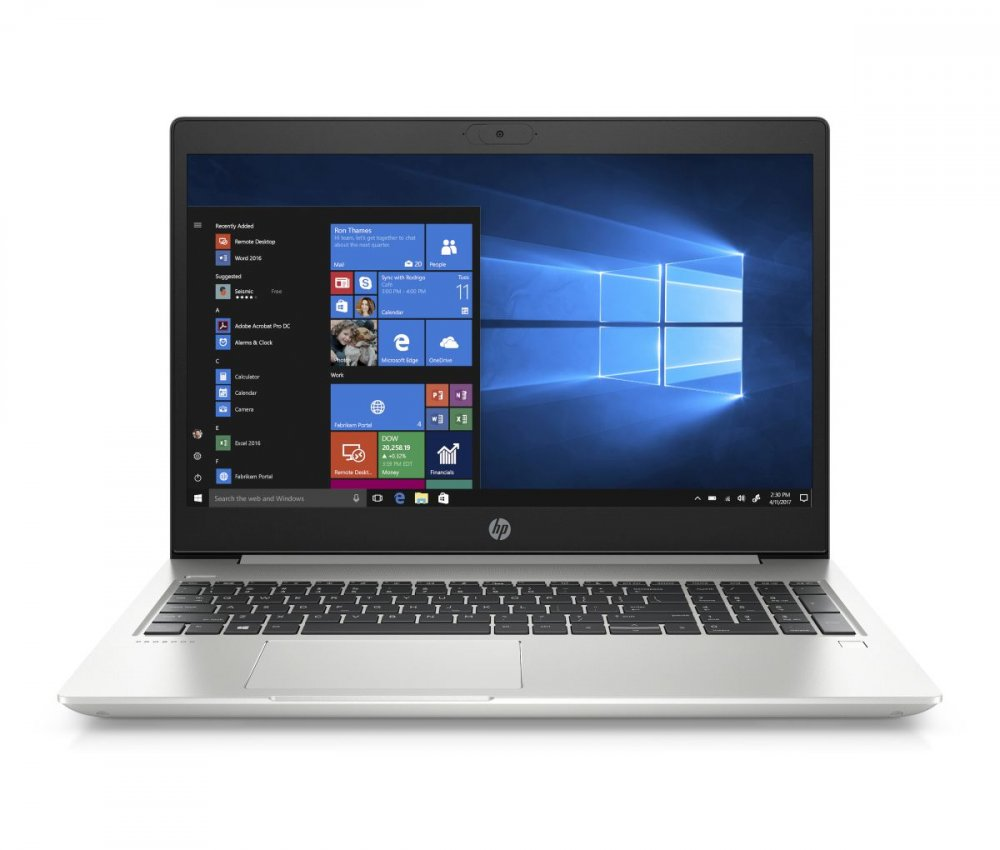HP PROBOOK 450 G7 15,6 FHD I5/8GB/256GB W10PRO SILVER 255X7ES