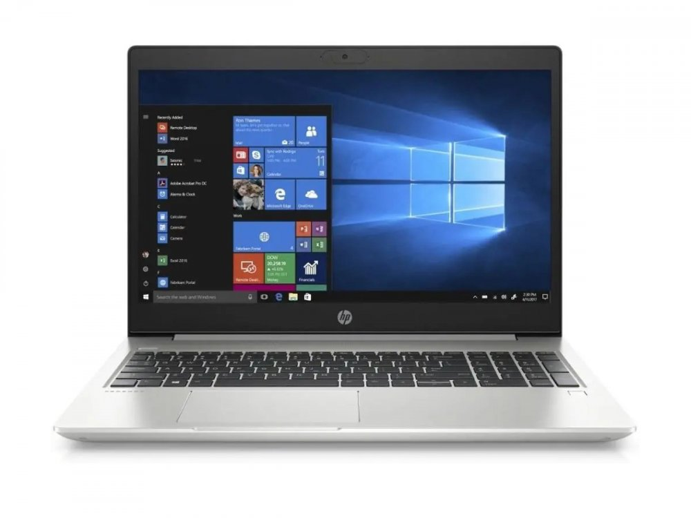 HP PROBOOK 455 G7 15.6 FHD R5/8GB/256GB WIN10PRO SILVER 12X18EA