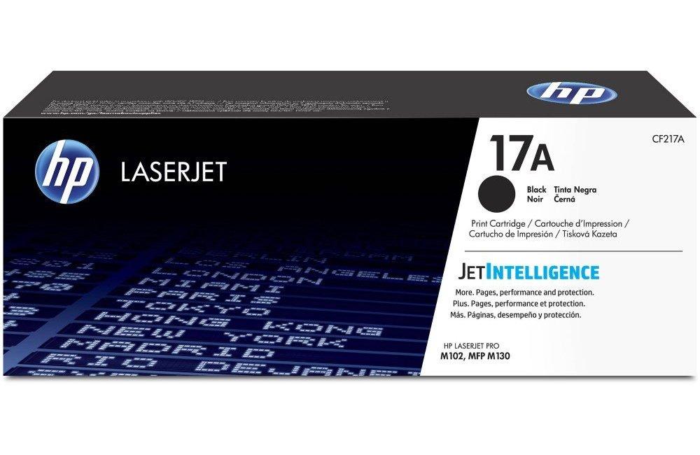HP TONER CF217A BLACK CF217A